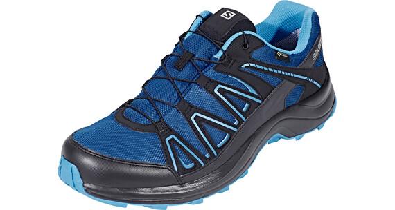 Salomon XA Centor GTX Buty do biegania Mężczyźni niebieski/czarny